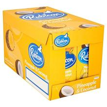 Rubicon Still Pineapple and Coconut Juice Drink, 1 Litre, Pack of 12
