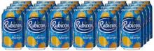 Rubicon Sparkling Mango Juice Drink Cans, 330 ml, Pack of 24