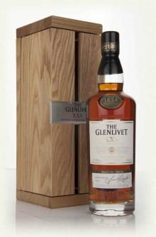 The Glenlivet 25 Year Old (70cl, 43%)