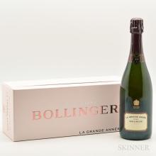 Bollinger Grande Annee Rose 1999, 1 bottle