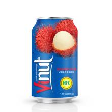 330ml Canned Rambutan juice drink