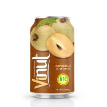 330ml Canned Sapodilla juice drink