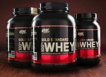 Gold Standard Whey Protein Low Price Whey Protein Isolate Body Building Powder