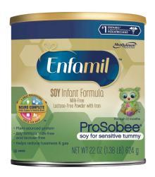 Enfamil ProSobee SOY Infant Powder Formula 12.9 oz
