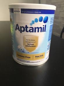 Aptamil-Lactose-Free-Formula-400g-Brand-New Aptamil-Lactose-Free-Formu