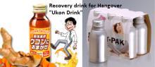 "Anti Hangover Drink ""UKON"""