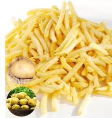 Frozen potato french fries