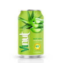 330ml Canned Aloe vera juice drink