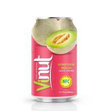 330ml Canned Honeydew Melon juice drink