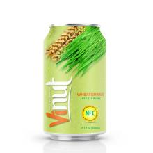 330ml Canned Wheatgrass juice drink