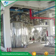 Hot   selling  50TPD edible oil refining plant