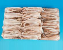frozen squid tentacles