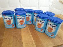Fast Delivery Milupa Aptamil From Europe! All Kinds of Baby Milk Powder and Skim Milk Powder