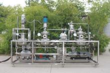 Sacha Inchi Oil Extraction Machine Subcritical Solvent Equipment
