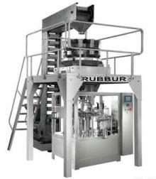 Pre-made Bag Weighing and Packing Production Line