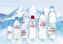 Evian Mineral Water 300ml , 500ml , 1l