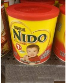 Nido Milk Powder with Red Cap