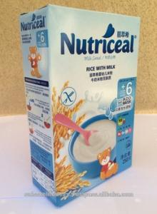 BABY FOOD NUTRICEAL MC 5 CEREALS WITH MILK POWDER