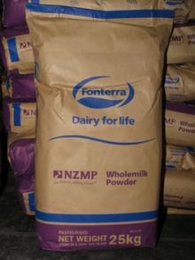 Молоко Фонтерра