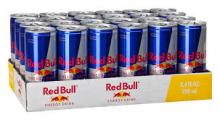 Energy Drink Redbull / Blue / Silver / Extra For sale