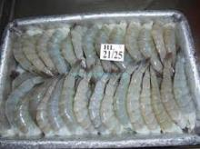 Frozen vannamei shrimp meat (PD)