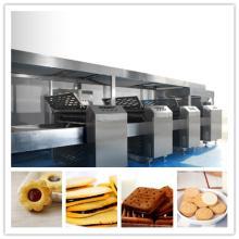 SAIHENG snacks making machine biscuit