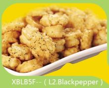 blackpepper fried rice crackers