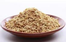 Air Dried Ginger Granules Little Yellow Ginger for foods ingredients
