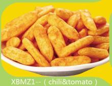 chili&tomato baked rice cracker