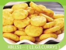curry baked rice crackers(XBLLS)