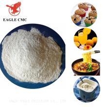 High/Medium/Low viscosity CMC as thickener