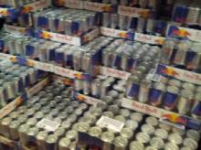 REDBULL Energy Drink 250ml Red, Blue and Silver Edition.