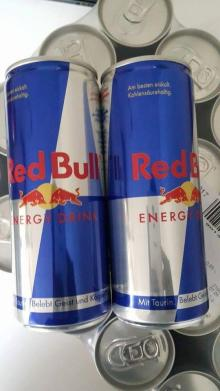 Austria Original Bull Energy Drink Red