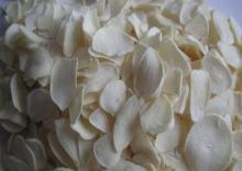 High quality garlic flake for Japan customer demand