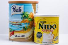 Peak Milk Powder