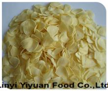 HACCP ISO9001 Garlic flake China produced