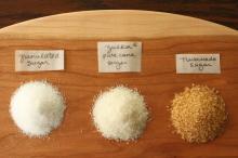 Сырой Коричневый тростниковый сахар ICUMSA 800 - 1200 VHP