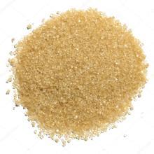 Премиальный сырой коричневый сахар icumsa 45
