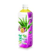 1.5L Big Bottled Aloe Vera Premium Drink with Passion juice
