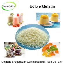 Edible Gelatin From Cowhide/ Pigskin/ Fish Skin/ Animal