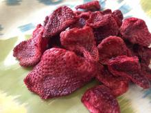 Wholesale Sweet Dried Strawberry.