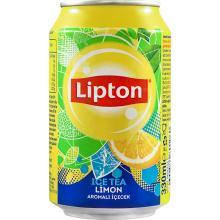 LIPTON ICE TEA 330 ML CAN