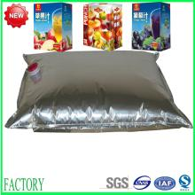 Copy of Bag in box aluminum compound aseptic plastic bags for juice/wine