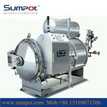 Electric heating retort sterilizer autoclave for food sterilization
