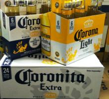 MEXICO ORIGIN CORONA EXTRA Beer 330ml & 355ml