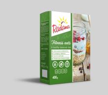 Fitness oats Radana