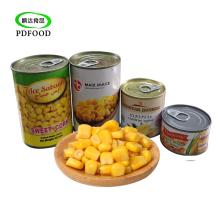 Factory wholesale canned sweet corn