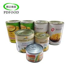 Different Specification Canned Sweet Corn