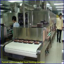 Electric Continuous Lunch Box Heating Machine