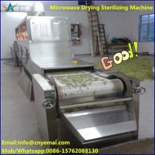 Tunnel Flower Tea Dryer, Chamomile Dryer Sterilizer